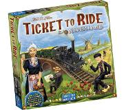 Asmodee Ticket to Ride: Nederland