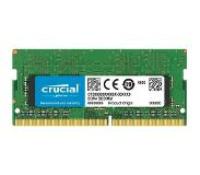 Crucial 16GB DDR4 2400 geheugenmodule 2400 MHz