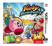 Nintendo Kirby Battle Royale 3DS