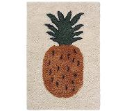 Ferm Living Fruiticana Tufted Vloerkleed 120x80 Pineapple (l) 120 X (b) 80 Cm