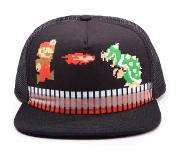 Bioworld Europe Nintendo - Mario Attack. Snap Back