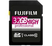 Fujifilm High Performance SDHC UHS-I 32GB