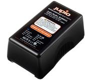 Jupio V-Mount Battery 6600mAh - D-Tap and USB 5v DC Output