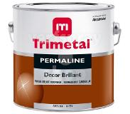 Trimetals Permaline Decor Brillant RAL 9010 zuiver wit 1 liter