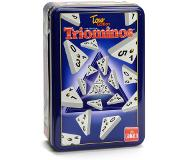 Goliath Triominos The Original Travel Tour Edition (Tin) Bordspel met tegels