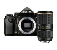 Pentax KP zwart + SMC DA 50-135mm F/2.8 ED IF