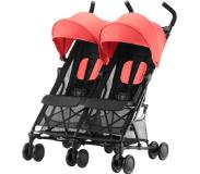 Britax Buggy Holiday Double Coral Peach - Oranje