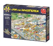 Jumbo Jan van Haasteren The Locks 1000 pcs Legpuzzel 1000 stuk(s)