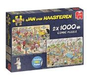 Jumbo Jan van Haasteren Seafood Super & Clash of the Bakers 2 x 1000 pcs 1000stuk(s)