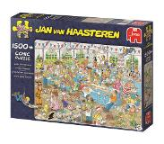Jumbo Jan van Haasteren Clash of the Bakers 1500 pcs Legpuzzel 1500 stuk(s)