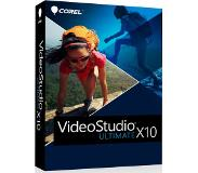 Corel VideoStudio Ultimate X10 PC/Windows (NL)