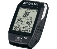 "Sigma ROX GPS 7.0 1.7"" Wireless bicycle computer Zwart"