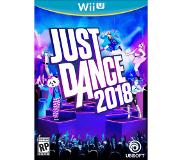 Ubisoft Just Dance 2018 Wii U