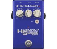 TC-Helicon Harmony Singer 2 zang-effectpedaal