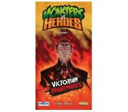 Ares Games Monsters vs Heroes Volume 1 - Victorian Nightmares