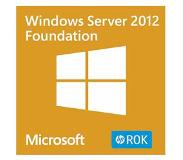 HP Microsoft Windows Server 2012 R2 Foundation ROK en/ru/pl/cs SW
