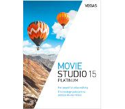 Vegas Movie Studio 15 Platinum videomontage software (download)