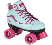Chaya rollerskates, dames, turquoise/pink, »Glide Turquoise«