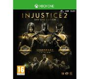 Warner Home Video Games Injustice 2 Legendary Day One Edition Xbox One