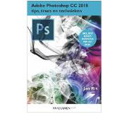 Van duuren media Adobe Photoshop CC 2018: Tips, Trucs en Technieken - Jan Ris