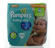Pampers Baby dry junior plus midpack 5+