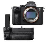 Sony Alpha A7R III systeemcamera + VG-C3EM Battery Grip