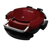 Russell Hobbs 24640-56 Grill Tafelblad Electrisch 1750W Zwart, Rood barbecue