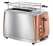 Russell Hobbs Luna Copper Broodrooster