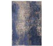 Louis De Poortere Mad Men Abyss Blue 8629 Abyss Blue Vloerkleed 280 x 200 cm