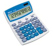Ibico 212X calculator Desktop Basisrekenmachine Blauw, Wit