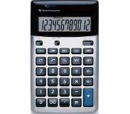 Texas Instruments TI-5018 SV calculator Desktop Basisrekenmachine Zwart, Zilver