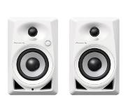 Pioneer DM-40 Wit Duo Pack