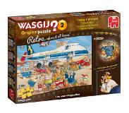 Jumbo Wasgij Retro - Original 2 Happy Holidays 1000 pcs 1000 stuk(s)
