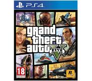 Take-Two Interactive Grand Theft Auto V (GTA 5) PS4