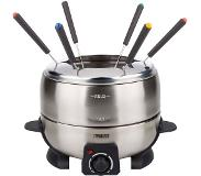 Princess Fondue Stainless Steel Deluxe
