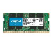 Crucial 4GB DDR4 geheugenmodule 2400 MHz