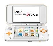 Nintendo New 2DS XL Wit/Oranje