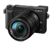 Panasonic Lumix DMC-GX80 Zwart + 14-140mm