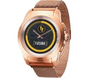 Mykronoz ZeTime 44mm Smartwatch Elite Rose Goud