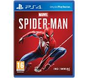 Sony Spider Man PS4
