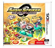 Nintendo Sushi Striker: The Way of Sushido 3DS
