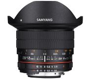 Samyang 12mm f/2.8 ED AS NCS Canon EF