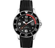 Ice Watch Ice-Watch horloge Ice Metal Black 44 mm IW015773
