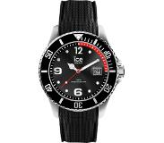 Ice-watch IW016030 ICE Steel Black Medium 40 mm horloge