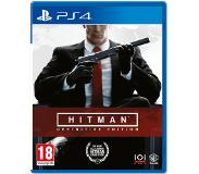 Warner bros Hitman: Definitive Edition (PlayStation 4)