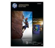HP Advanced Photo Paper, glanzend, 25 vel, A4/210 x 297 mm