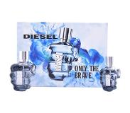Diesel Only The Brave Lote 2 pz