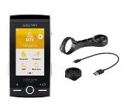 Sigma fietscomputer »ROX GPS 12.0 Sport-Basic« (6-delig)