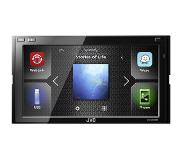 JVC KW-M540BT autoradio Zwart Bluetooth