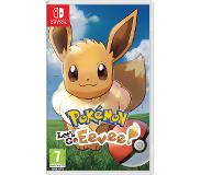 Nintendo Pokemon Let's Go Eevee Switch